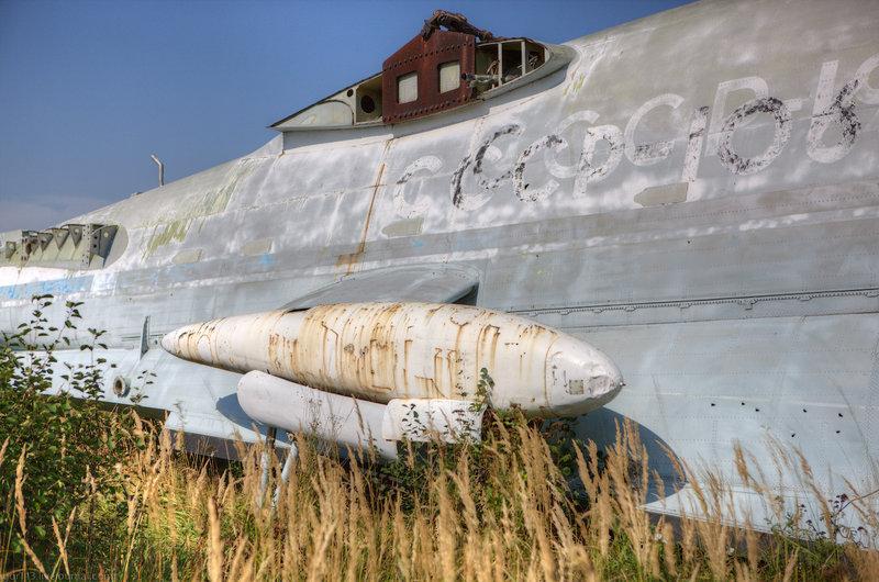 A Weird Soviet Plane VVA-14 47