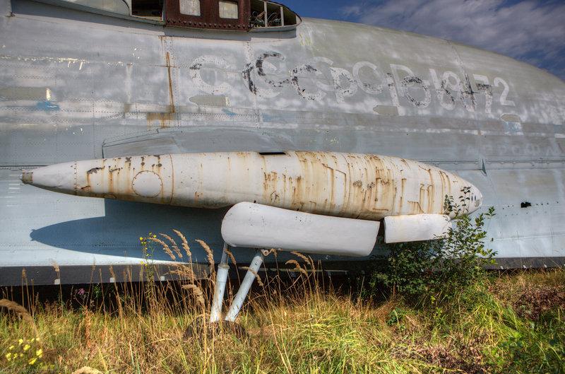 A Weird Soviet Plane VVA-14 48