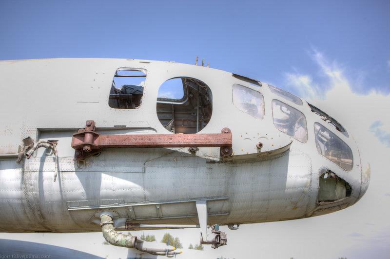 A Weird Soviet Plane VVA-14 5