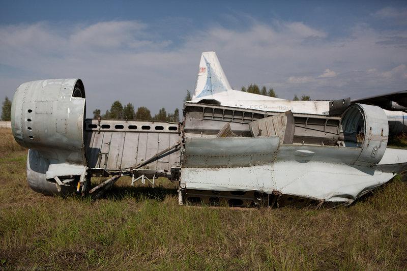A Weird Soviet Plane VVA-14 60