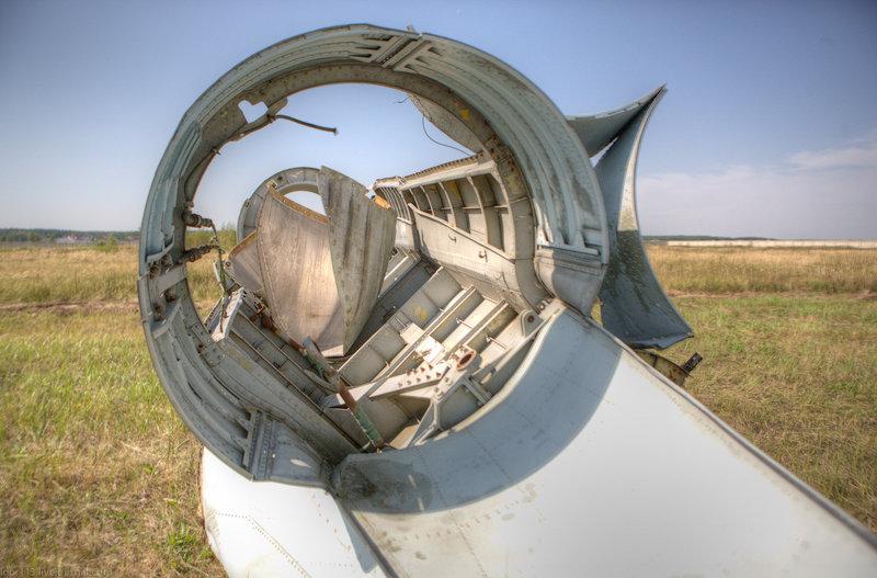 A Weird Soviet Plane VVA-14 61