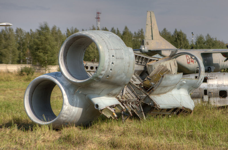 A Weird Soviet Plane VVA-14 63