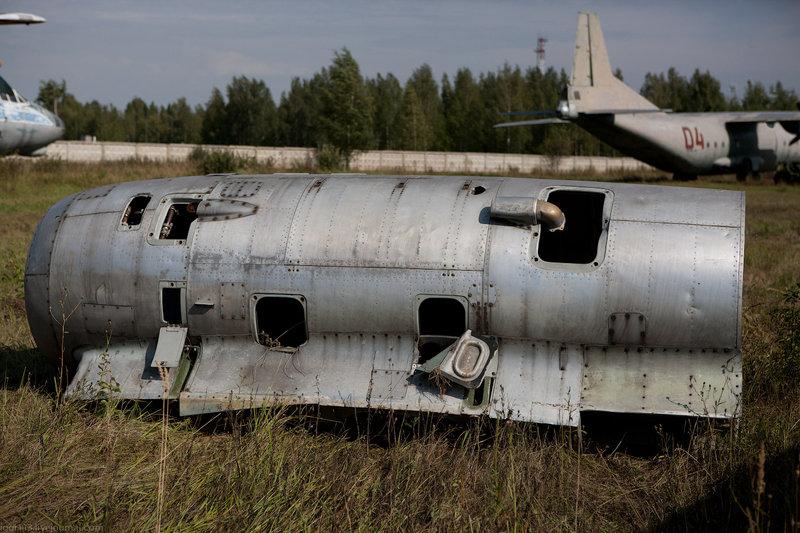 A Weird Soviet Plane VVA-14 67
