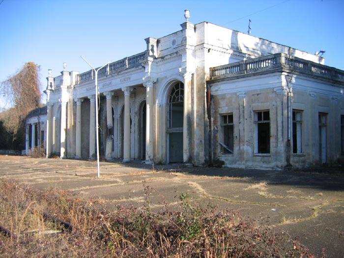 abandoned abhazia 69