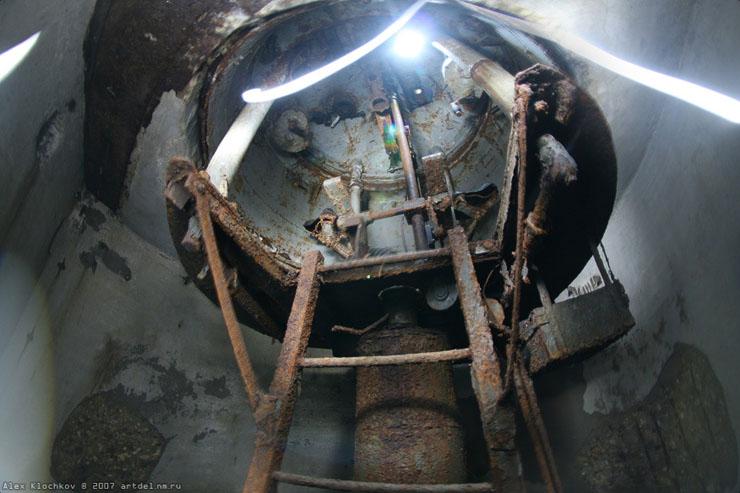 abandoned Russian tank base 14