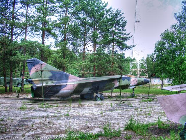 abandoned Russian tank base 9