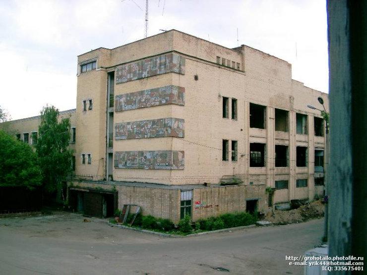 abandoned azlk automobile factory 17