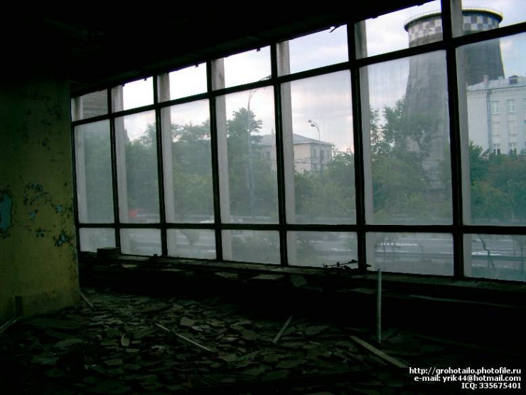 abandoned azlk automobile factory 18