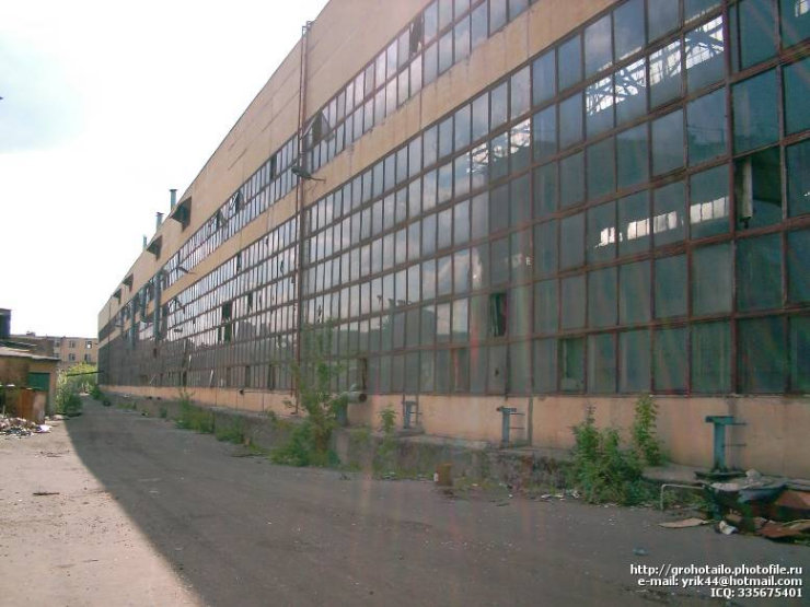 abandoned azlk automobile factory 2