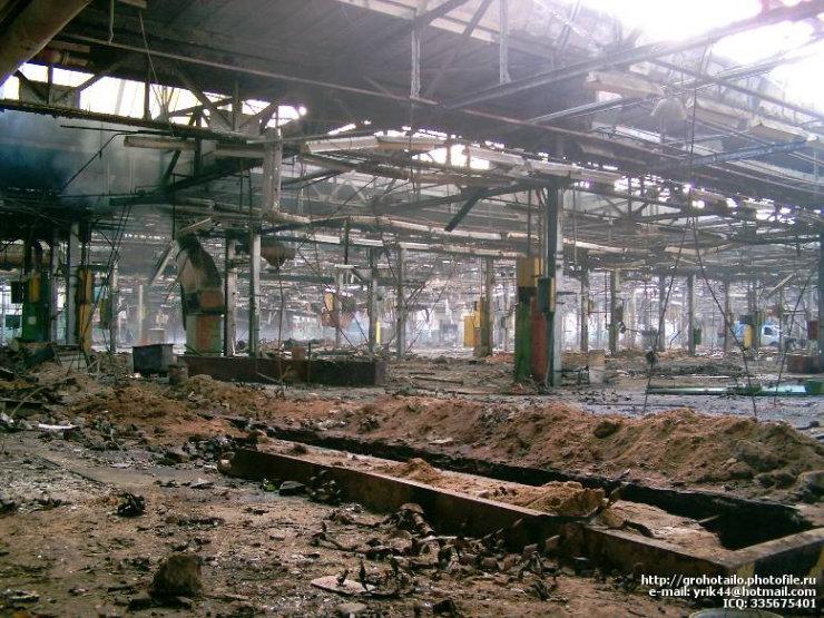 abandoned azlk automobile factory 23
