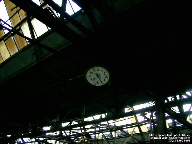 abandoned azlk automobile factory 27