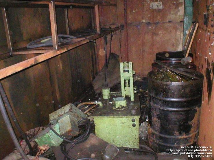 abandoned azlk automobile factory 30
