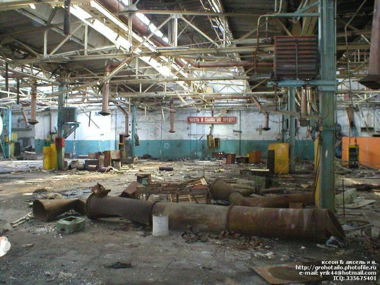 abandoned azlk automobile factory 31