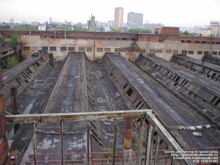 abandoned azlk automobile factory 53