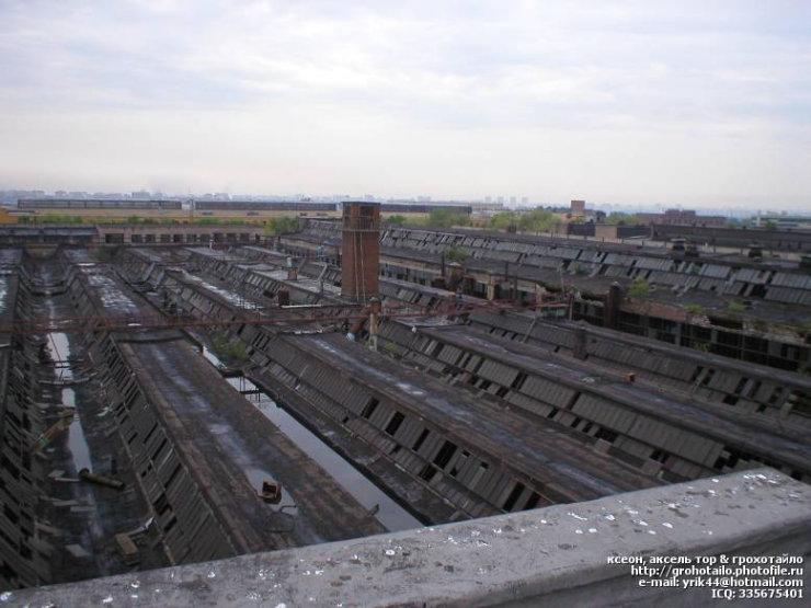 abandoned azlk automobile factory 57