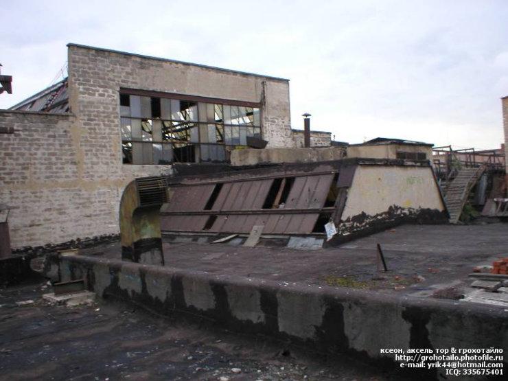 abandoned azlk automobile factory 58