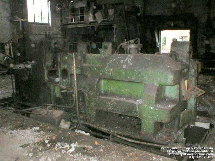 abandoned azlk automobile factory 60