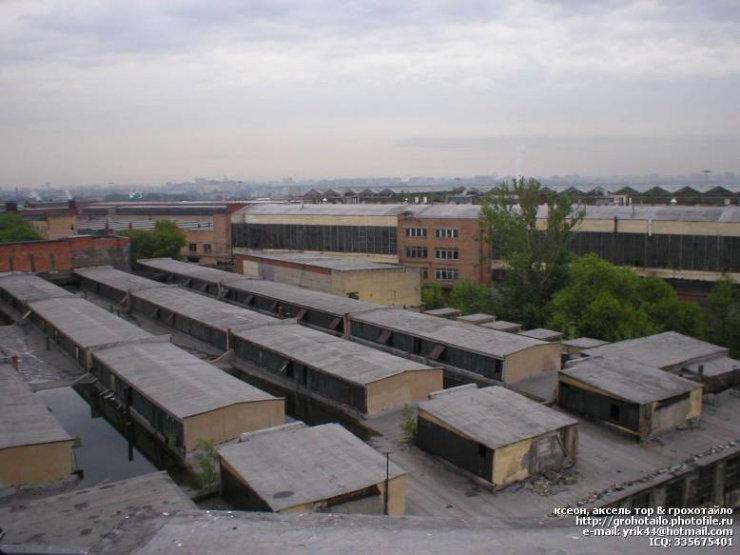 abandoned azlk automobile factory 62