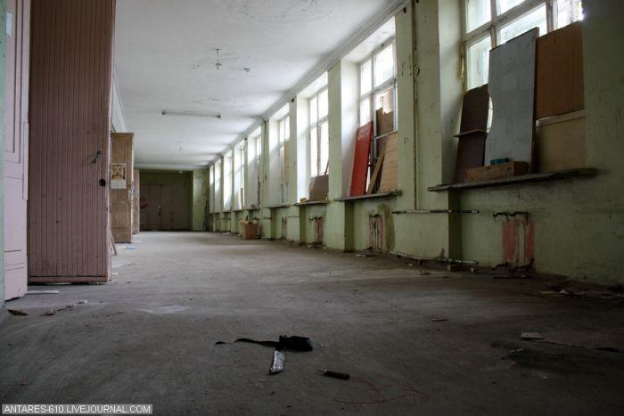 Abandoned Dental College 1
