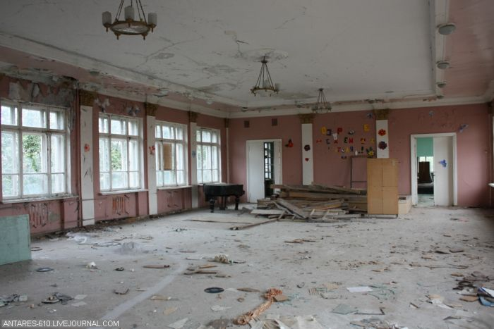 Abandoned Dental College 76