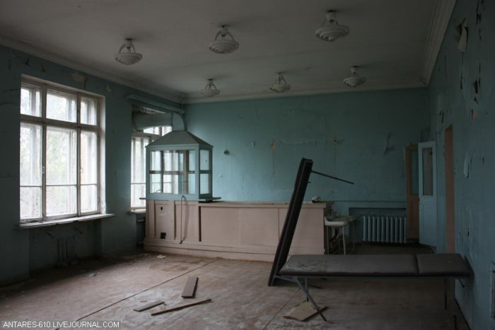 Abandoned Dental College 84