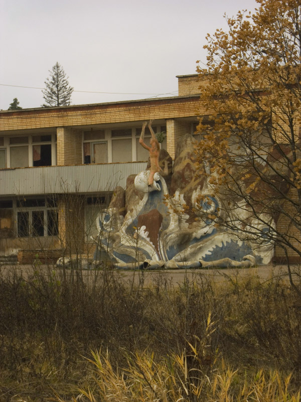 strange abandoned place in Russia 18