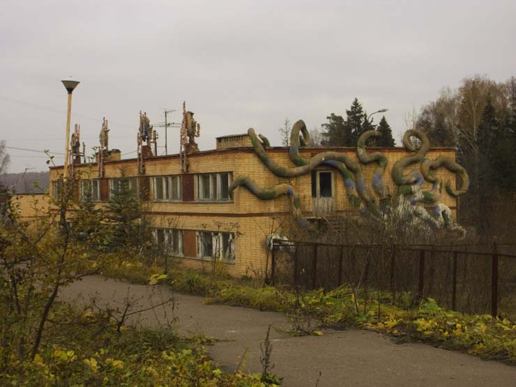 strange abandoned place in Russia 7