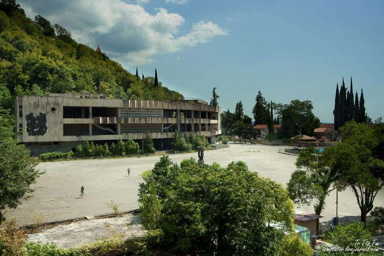 Gagri, Abkhazia 1
