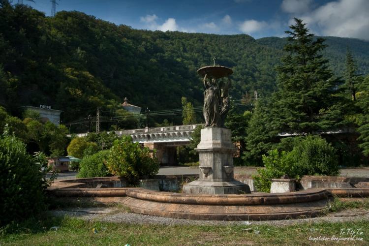 Gagri, Abkhazia 3