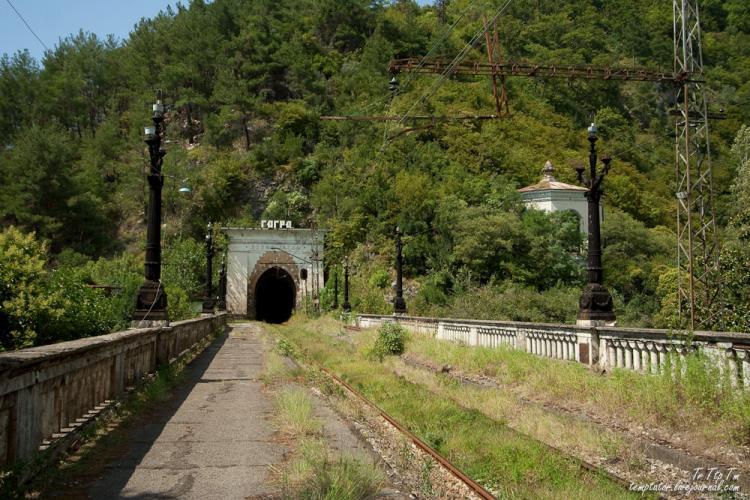 Gagri, Abkhazia 4