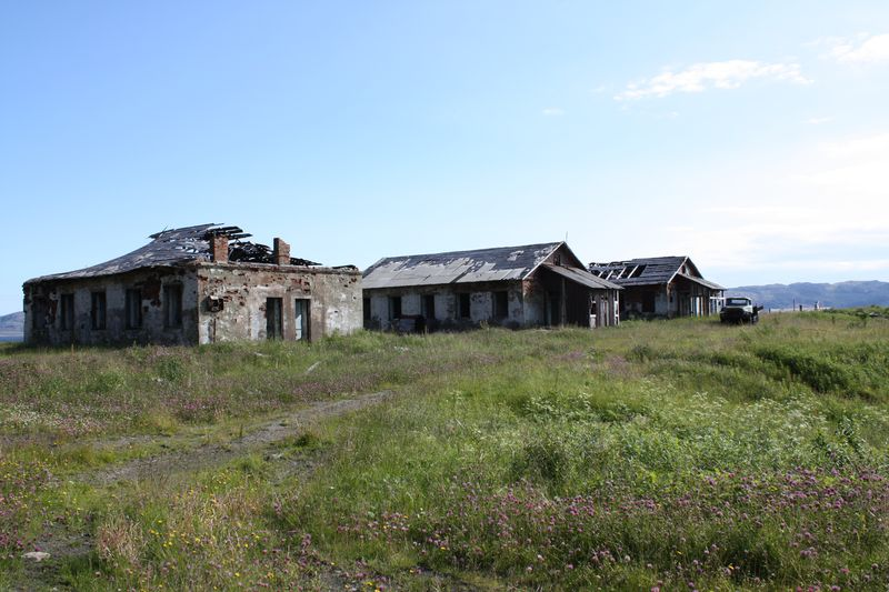Russian abandoned towns 15