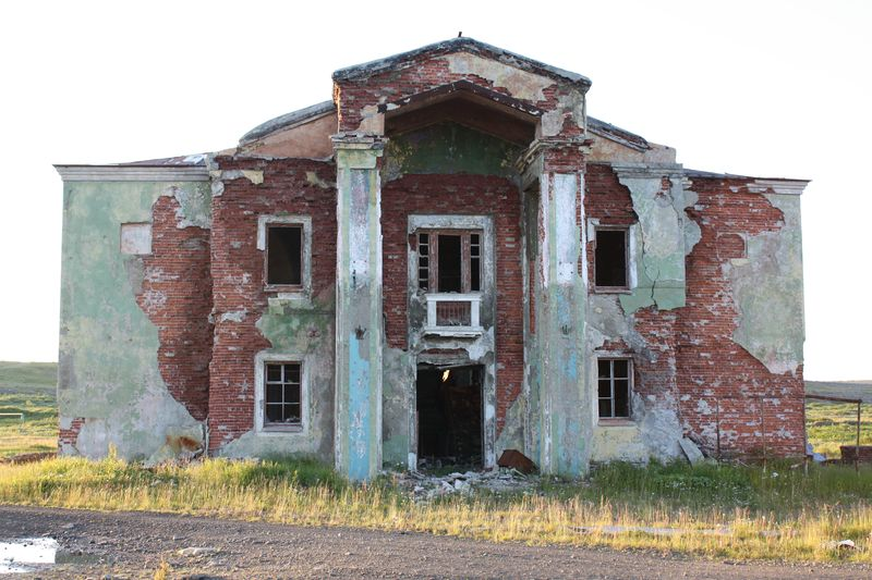 Russian abandoned towns 17