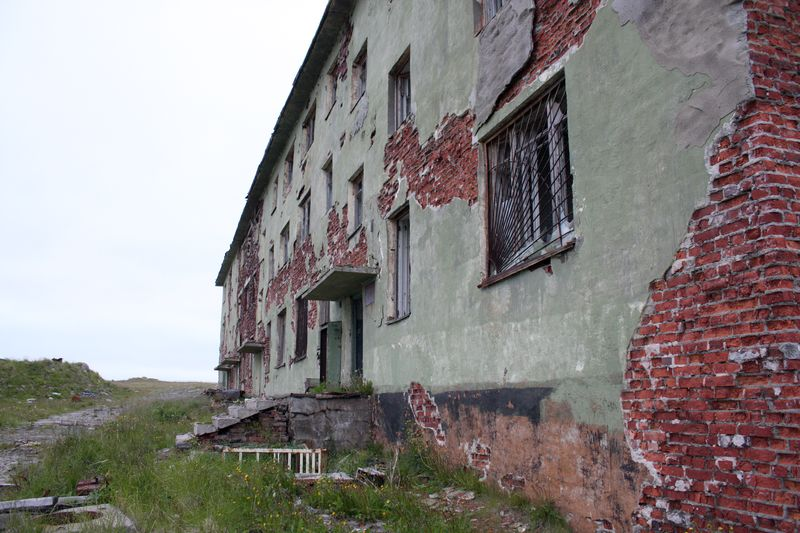 Russian abandoned towns 19