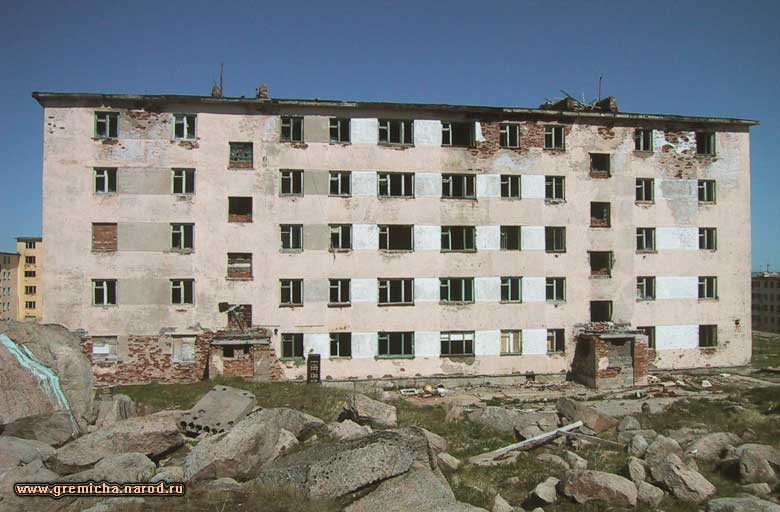 Russian abandoned towns 33