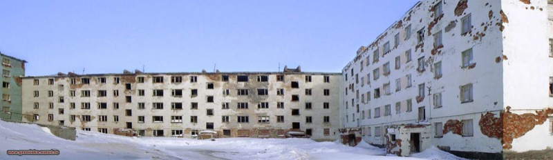 Russian abandoned towns 38