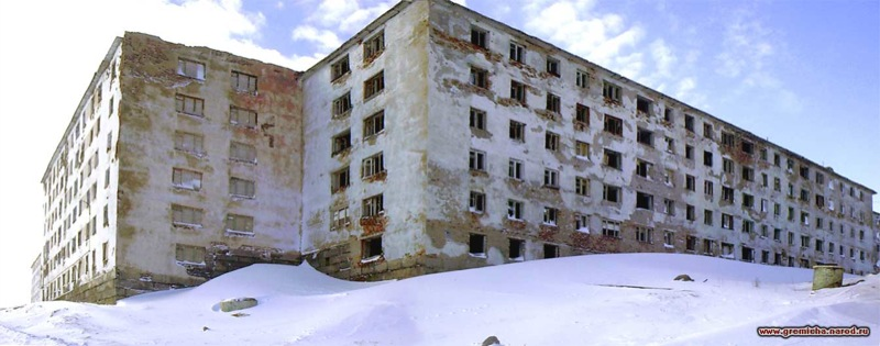 Russian abandoned towns 39