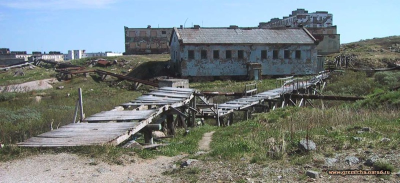 Russian abandoned towns 40