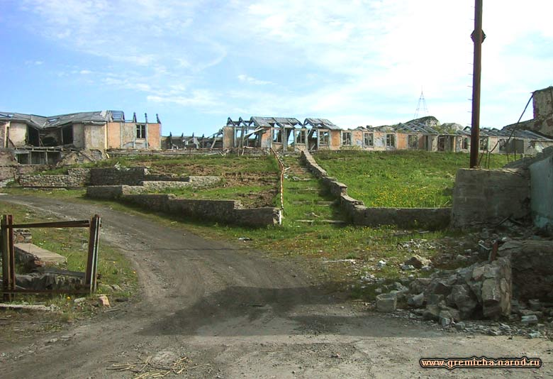 Russian abandoned towns 54