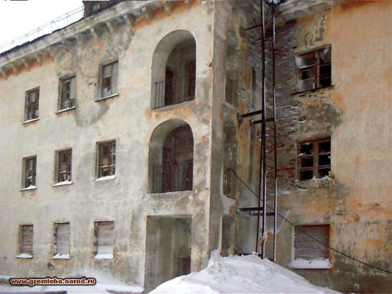 Russian abandoned towns 55