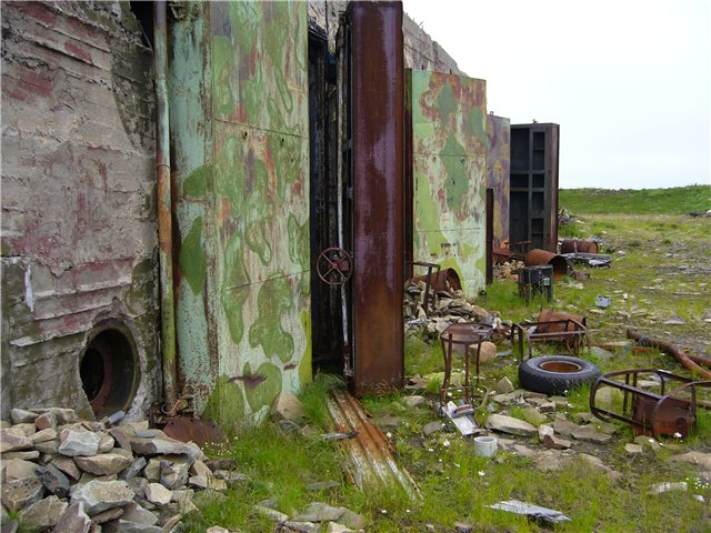 Russian abandoned towns 6
