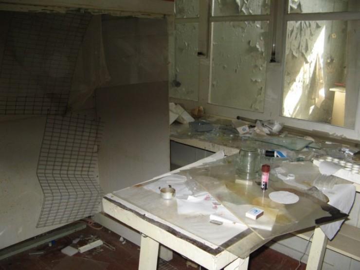 abandoned bio-chemistry lab 15