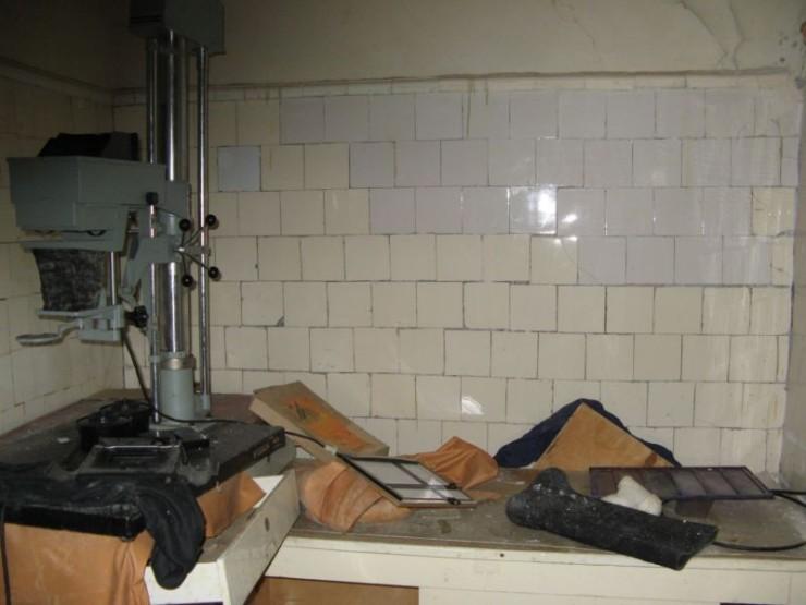 abandoned bio-chemistry lab 54