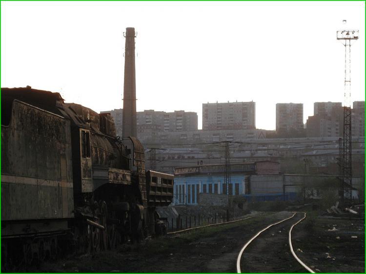 Abandoned Locomotives 10