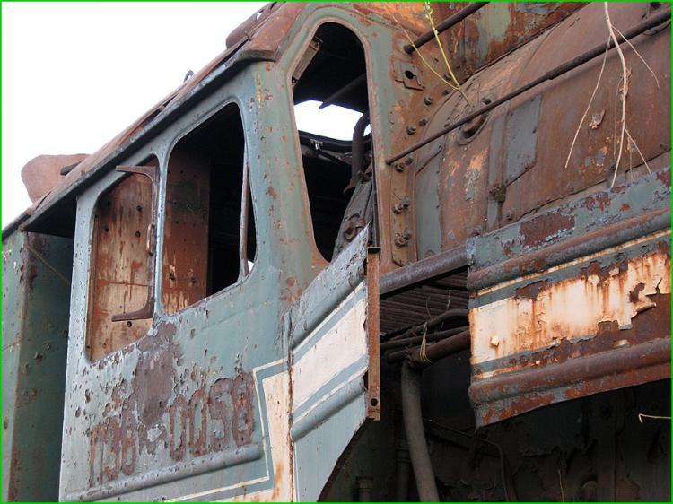 Abandoned Locomotives 15