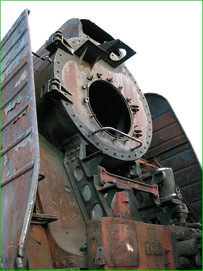 Abandoned Locomotives 16
