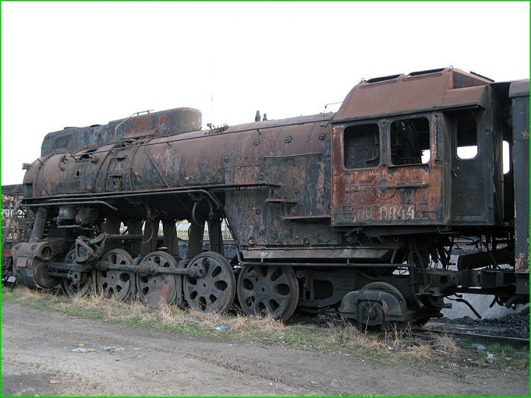 Abandoned Locomotives 21
