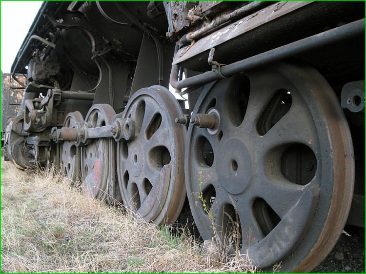 Abandoned Locomotives 3