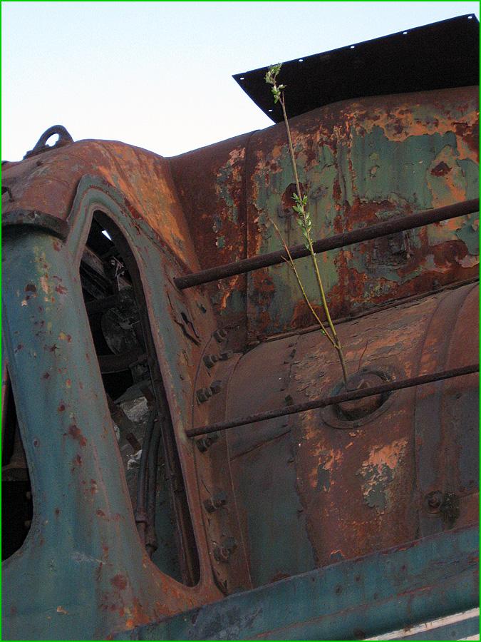 Abandoned Locomotives 4