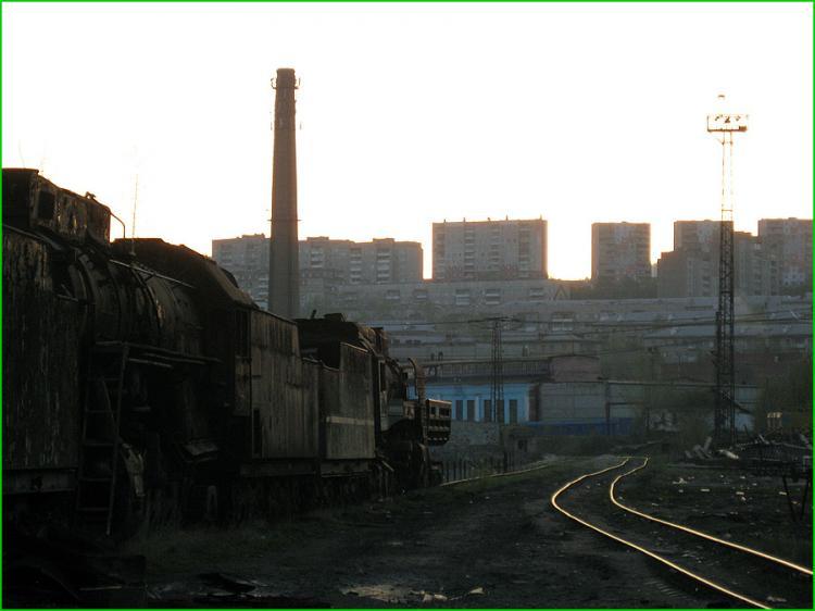 Abandoned Locomotives 8