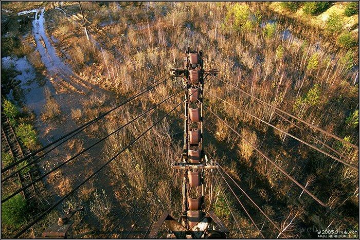 Russian abandoned heavy machinery 8